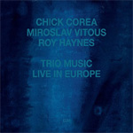 Trio Music, Live In Europe - Touchstones Series (CD)