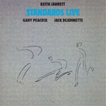 Standards Live - Touchstones Series (CD)
