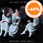 Produktbilde for Heaven And Hell (CD)