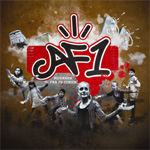 AF1 - Alle For En! (CD)