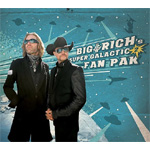 Big & Rich's Super Galactic Fan Park 2 (m/DVD) (CD)