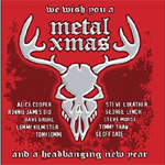 We Wish You A Metal Christmas And A Headbanging New Year (CD)