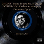 Cortot Plays Chopin and Schumann (CD)