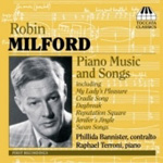 Produktbilde for Milford: Piano Works & Songs (CD)