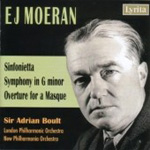 Produktbilde for Moeran: Symphony (UK-import) (CD)