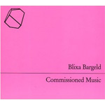 Commisioned Music (CD)