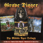 Middle Ages Trilogy (3CD)