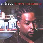Street Troubadour (CD)