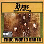 Thug World Order (CD)