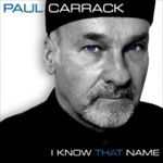 I Know That Name (CD)