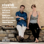 Vivaldi: Double Violin Concertos (CD)
