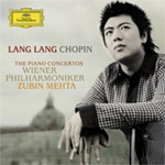 Lang Lang - Chopin: The Piano Concertos (CD)