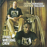 2 Man Wrecking Crew (CD)