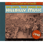 Dim Lights, Thick Smoke And Hillbilly Music - Country & Western Hit Parade 1948 (CD)