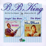 Singin' The Blues/The Blues (CD)