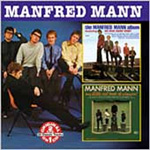 Manfred Mann Album / My Little Red Book Of Winners (CD)