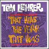 That Was The Year That Was (Live) (CD)