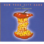 New York City Band With Luther Vandross (CD)
