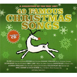 A Collection Of The Very Best 40 Famous Christmas Songs (2CD)