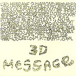 3D Message EP (CD)