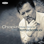 Produktbilde for Chopin: (24) Preludes (CD)