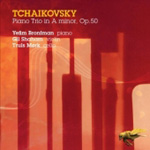 Tchaikovsky: Piano Trio in A Minor, Op 50 (CD)