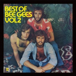 Produktbilde for Best Of Bee Gees Vol. 2 (USA-import) (CD)