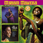 An Evening With Belafonte & Makeba / The Magic Of Makeba (CD)