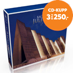 Produktbilde for Bach - Juleoratoriet (3CD)