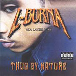 Thug By Nature (CD)