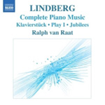 Lindberg: Complete Piano Music (CD)