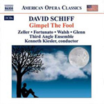 David Schiff - Gimpel The Fool (CD)