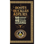 Boots, Buckles And Spurs: 50 Songs Celebrate 50 Years Of Cowboy Tradition (3CD)