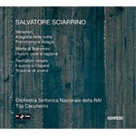 Sciarrino: Orchestral Works (CD)