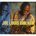 Produktbilde for Witness To The Blues (CD)