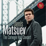 Denis Matsuev - The Carnegie Hall Concert (CD)