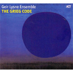 The Grieg Code (CD)