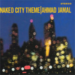 Produktbilde for Naked City Theme (CD)