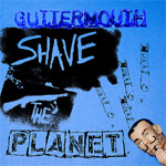 Shave The Planet (CD)