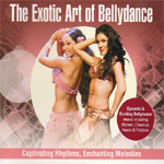 The Exotic Art Of Bellydance (CD)