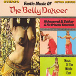 Exotic Music Of The Belllydancer (CD)