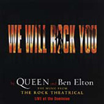 We Will Rock You - The Queen Musical (CD)