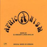 Africanism With DJ Gregory (2CD)