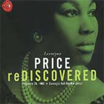 Price Rediscovered (CD)