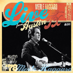 Merle Haggard - Live From Austin, TX 1978 (m/DVD) (CD)