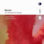 Rossini: Six Sonatas For Strings (CD)