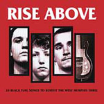 Rise Above: Benefit The West Memphis Three - 24 Black Flag Songs (CD)