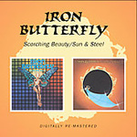 Scorching Beauty/Sun And Steel (CD)