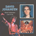 David Johansen / Live It Up (CD)