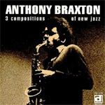 3 Compositions Of New Jazz (CD)